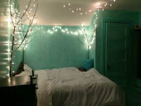 Mint Green Room Decor by Mint Room Branches With Lights Home