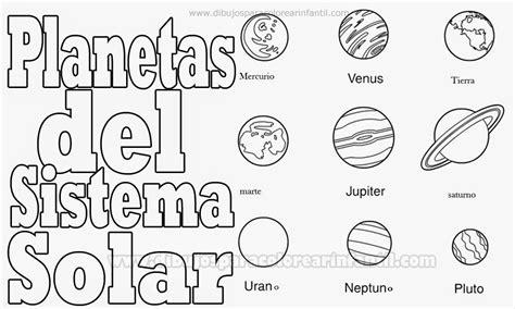 imagenes del universo para imprimir dibujos para colorear infantil planetas para colorear