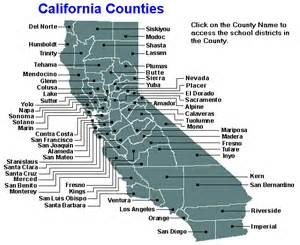 best school districts in california map
