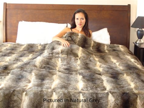 fur bed possum fur bed throw king size wear new zealand