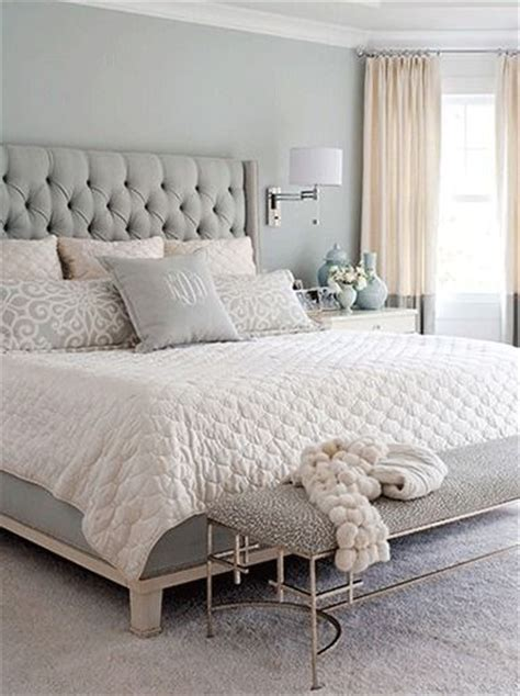 Plush Headboard Beds 76 Best Images About Bedroom Oasis On Pinterest Master Bedrooms Plush And Sleep