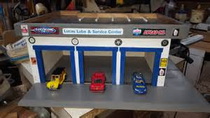 Wheels Truck Garage Matchbox Wheels Garage Service Center Car Park By