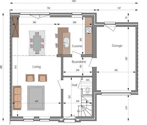 Plan De Maison Design by Plan Maison Moderne