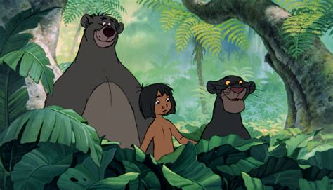pictures from the jungle book bill murray to voice baloo for jungle book animation