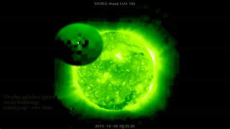 K 246 Nige Der Sonne Riesige Ufo S Neben Der Sonne Der Forschung