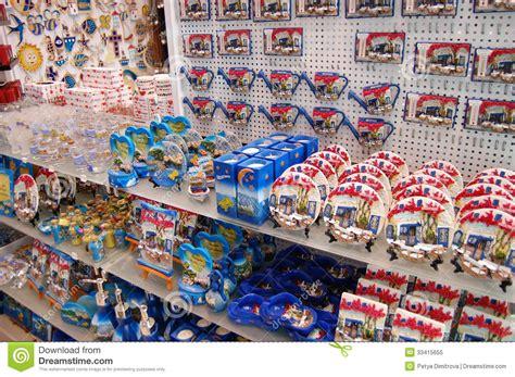 comprare casa a santorini typical souvenirs in greece stock image image 33415655