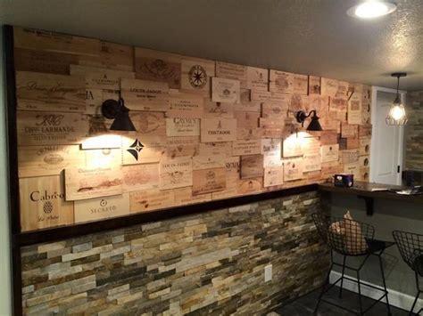 rivestire muro con legno stunning rivestire una parete con le cassette di idea