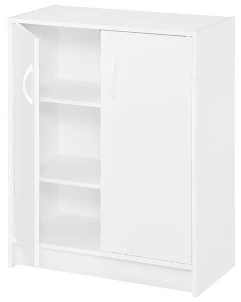 Cabinet Door Organizers Bathroom 2 Door Storage Cabinet Kitchen Pantry Organizer Bathroom Cupboard Shelf White Ebay