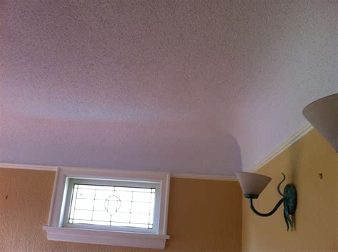 stucco ceiling repair before after pictures drywallrepairman page 4
