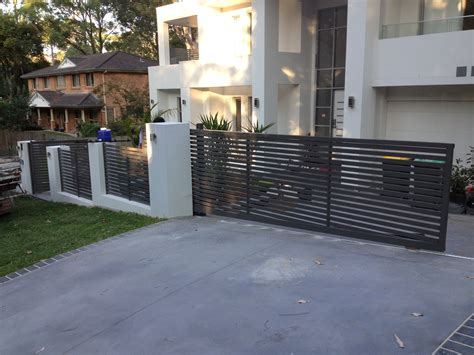 Car Gate Types stainless steel gate auto gate malaysia aluminium gate