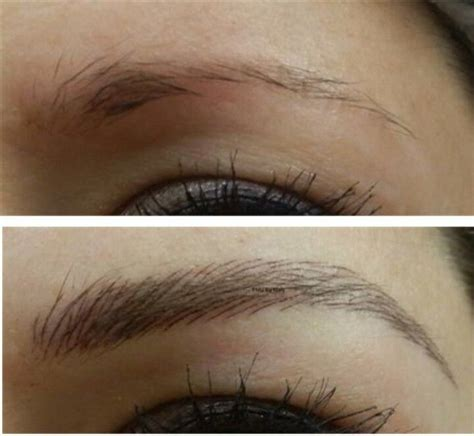 25 best ideas about tattooed eyebrows on pinterest