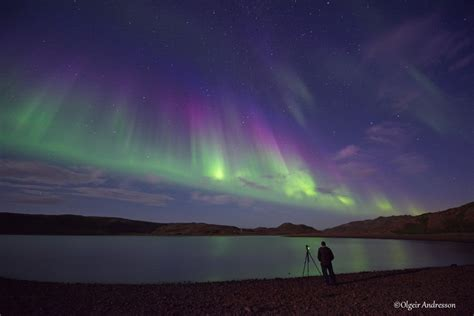 Northern Lights Season Begins Iceland Review