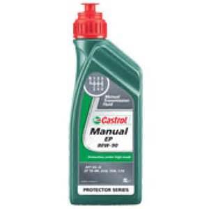 castrol manual ep 80w 90