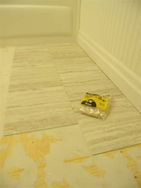 lining paper in bathroom how to install peel and stick vinyl tile that you can