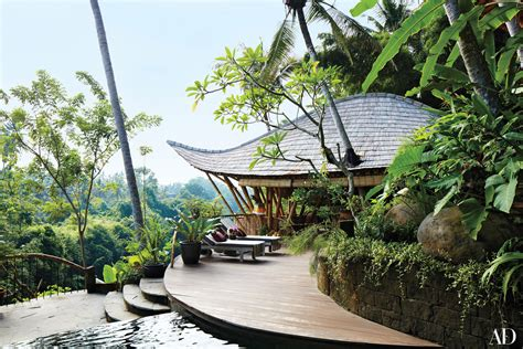 Atasan Bambu Bali 01 this house in bali is constructed almost entirely of bamboo architectural digest