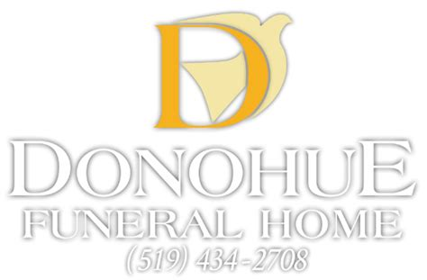 home donohue funeral home located in ontario