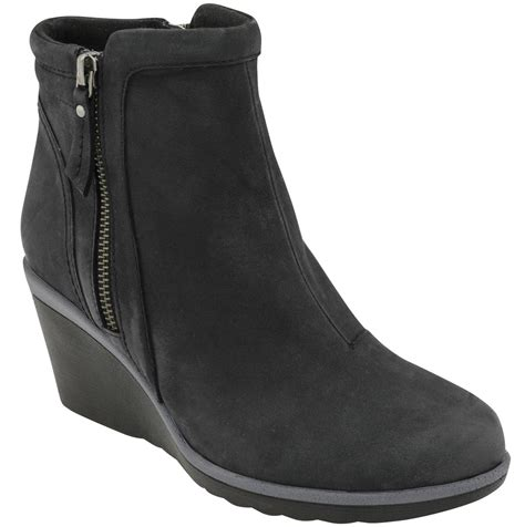 comfort wedge boots earth cardinal women s wedge comfort boot free shipping
