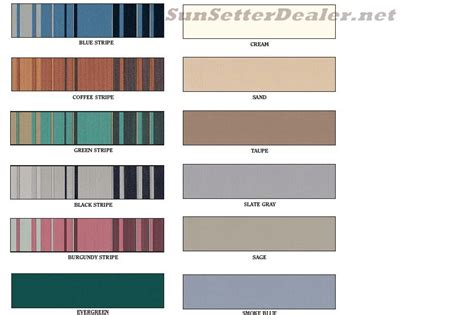 sunsetter awning colors 7 ft sunsetter 900xt retractable awning