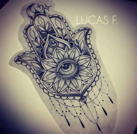 hamsa hand tattoo designs mandala pesquisa e piercing