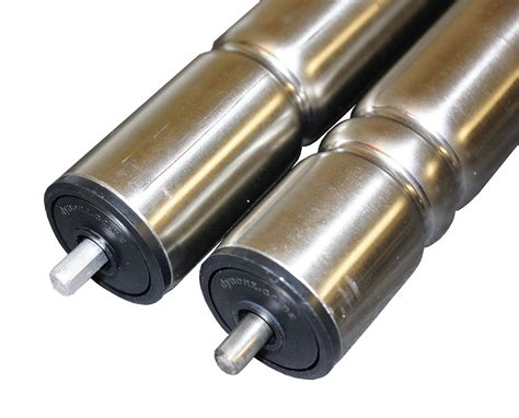 50mm stainless steel roller dyno conveyors roller
