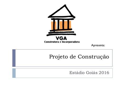 Mba Projetos Goiania by Est 225 Dio Goi 225 S 2016