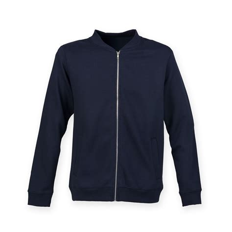 Plain Zip Detail Zip Jacket skinnifit mens zip plain bomber jacket ebay