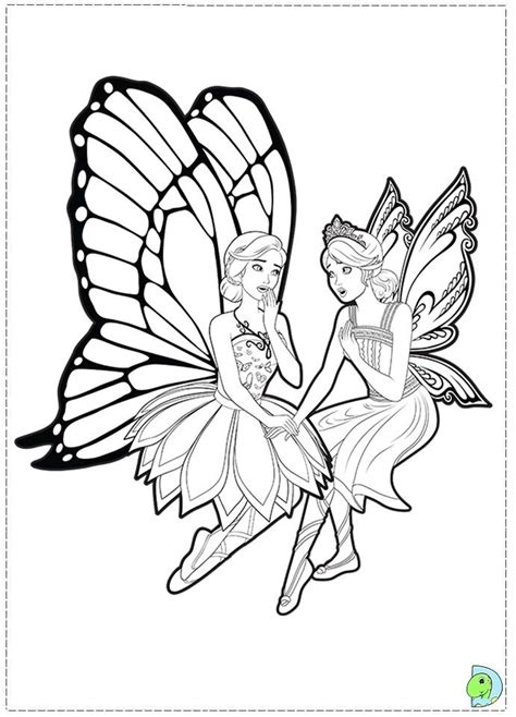 coloring pages of fairy princesses mermaid princess fairy coloring page coloring home