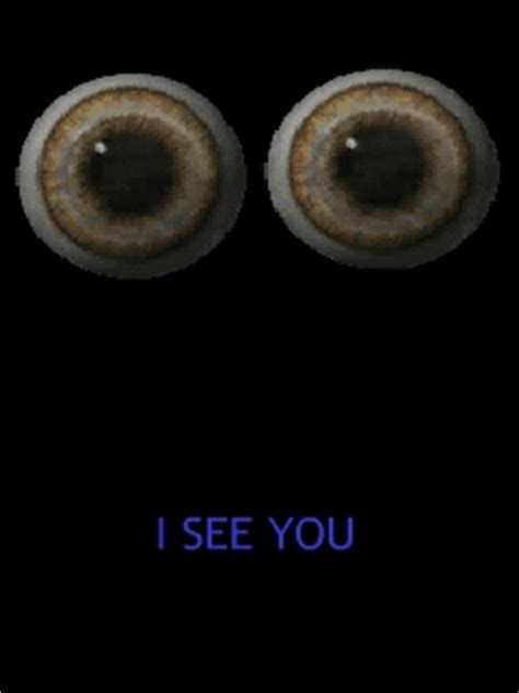 i see you i see you gif find share on giphy