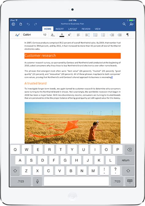 Microsoft Office Word Mobile Microsoft Launches Office For Word Excel And