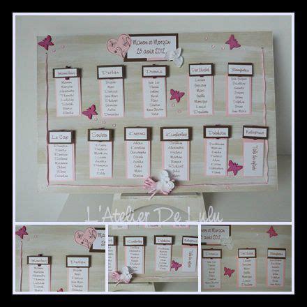 plan de table papillon plan de table mariage tous les messages sur plan de