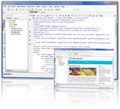 design of an editor in system software 5 free best html editor