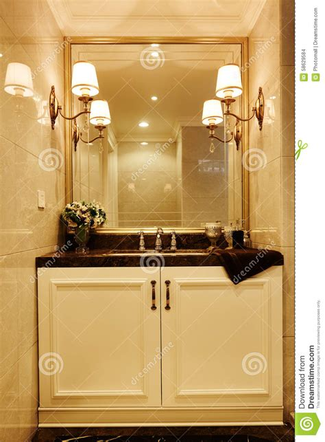 modern luxury washroom bathroom stock photo image of