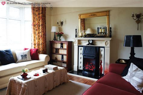 1930 s semi traditional living room london by dear