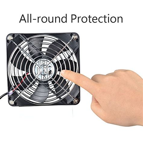120mm usb cooling fan eluteng usb fan 120mm computer fans usb powered 5v pc