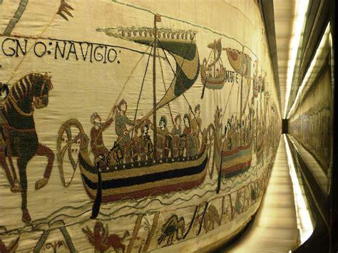 Tapisserie De Bayeux Description by Tapisserie De Bayeux Mus 233 E 224 Visiter En Normandie