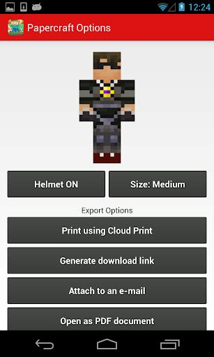 Minecraft Papercraft Studio Pc - minecraft papercraft studio for android