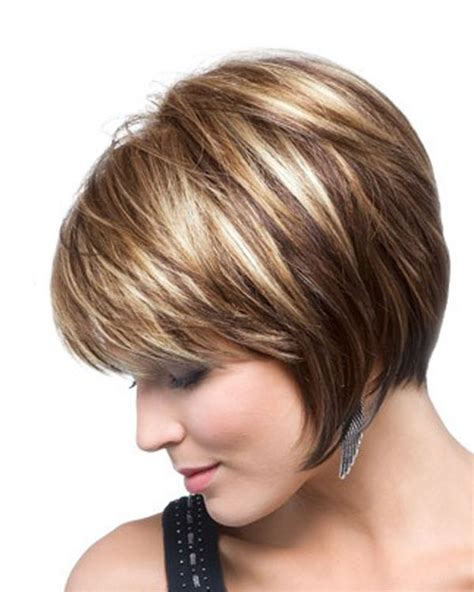 short hair with high light 25 best highlights for short hair ideas on pinterest