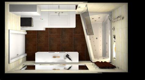Badezimmer 4 X 2 M by Badezimmer Planen