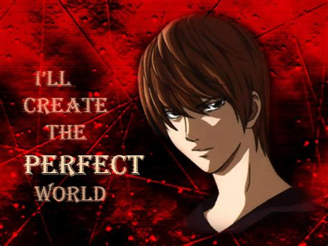 Light From Note by Light Yagami Quotes Quotesgram