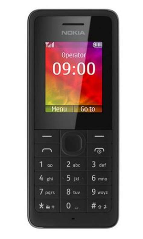 Nokia 130 Gsm By Pedia Cellular buy nokia 106 black unlocked us version gsm cell phone