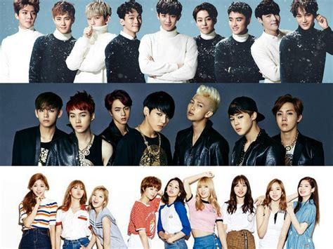 Masker Rempel Kpop Bts Exo Wanna One Blackpink Got7 Seventeen Etc exo bts and their lunar new year plans allkpop