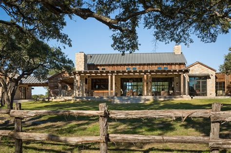texas ranch style house