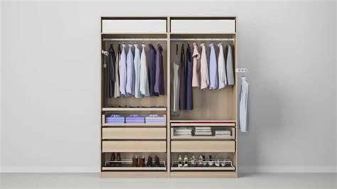 Komplement Wardrobe by Sch 246 N Organisiert Mit Pax Und Komplement