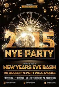 free new years flyer template the best free club flyer psd templates for photoshop