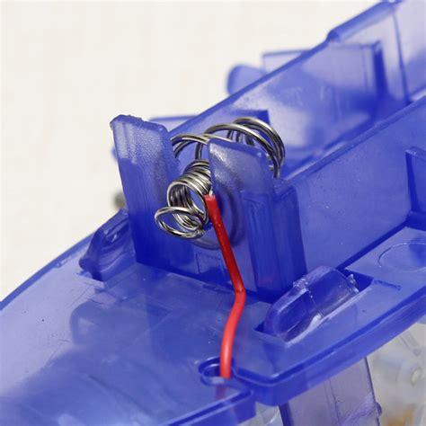 En Diy Bo Spider Robot k 246 p pussel elektrisk spindel robot leksak bazaargadgets