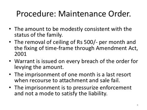 section 125 maintenance streamlining section 125 crpc on maintenance