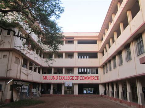 Mba Colleges In Mulund by Mulund College Of Commerce Mcc Mumbai Admissions