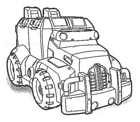 coloring pages rescue bots medix transformers tfw2005