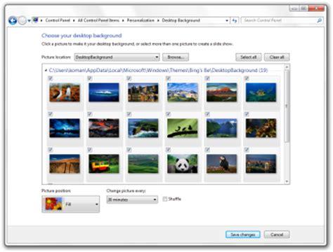 computer wallpaper slideshow windows desktop background slideshow skirutor