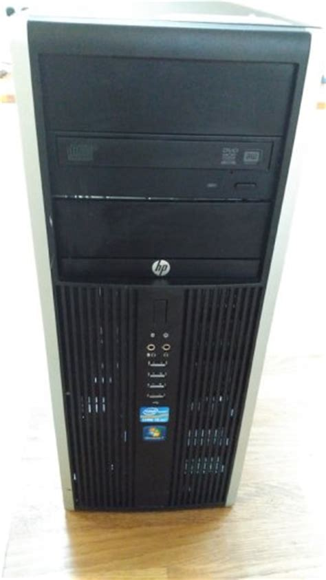 Processor Intel I5 2400 31ghz Garansi 1thn hp compaq 8200 elite cmt pc intel i5 2400 31ghz 2gb